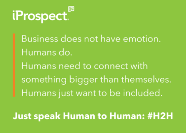 Human2Human: бизнесу пора быть человечнее